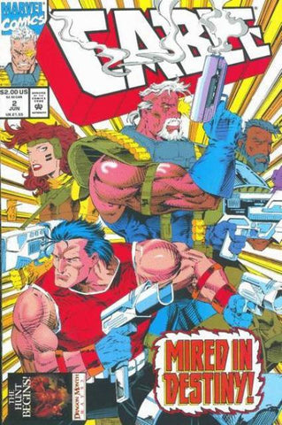 Cable Vol 1 #002