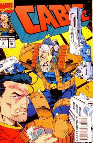 Cable Vol 1 #003