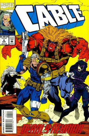 Cable Vol 1 #004