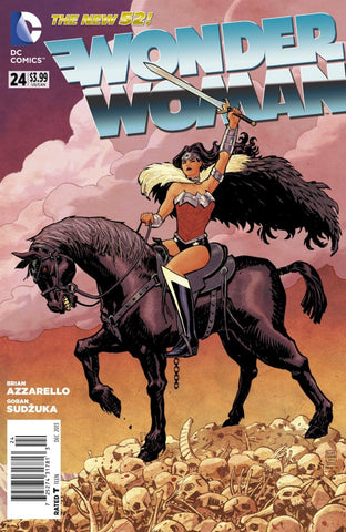 Wonder Woman (New 52) #24