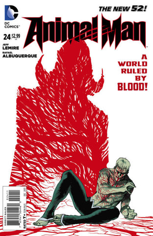 Animal Man (New 52) #24