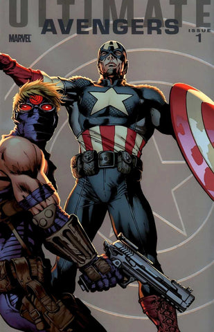 Ultimate Avengers Vol 1 #1