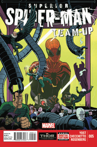 Superior Spider-Man Team Up #05