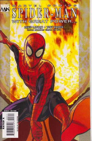 Spider-Man: With Great Power #3