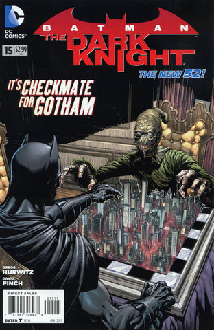 Batman: The Dark Knight (N52) #15