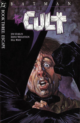 Batman: The Cult #3