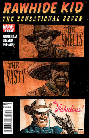 Rawhide Kid: The Sensational Seven #2
