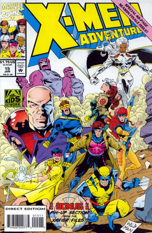 X-Men Adventures Vol. 1 #15