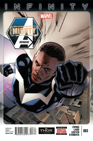 Mighty Avengers Vol. 2 #03