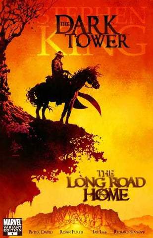 Dark Tower: The Long Way Home #1