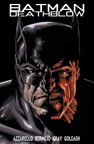 Batman/Deathblow: After The Fire #3