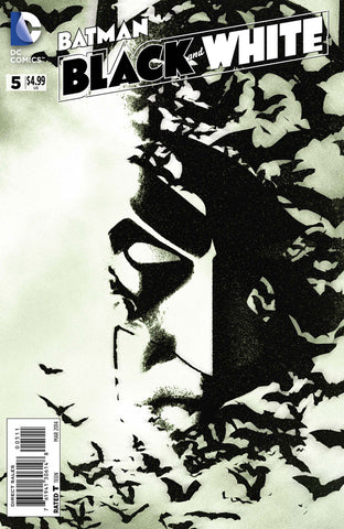 Batman: Black And White Vol. 2 #5
