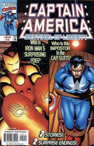 Captain America: Sentinel Of Liberty #05