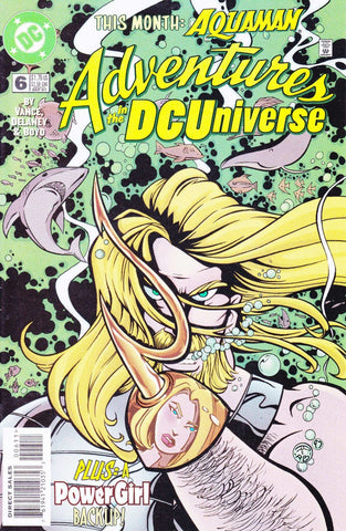 Adventures In The DC Universe #06