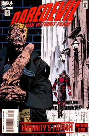 Daredevil Vol 1 #335