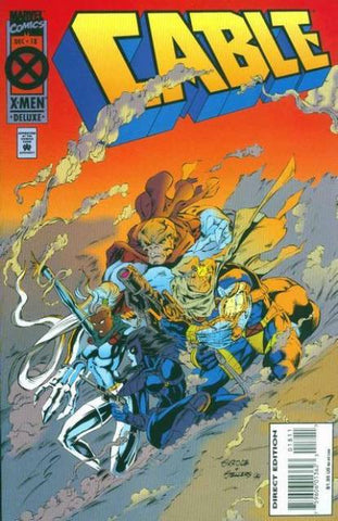 Cable Vol 1 #018