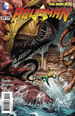 Aquaman (New 52) #27