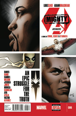 Mighty Avengers Vol. 2 #06