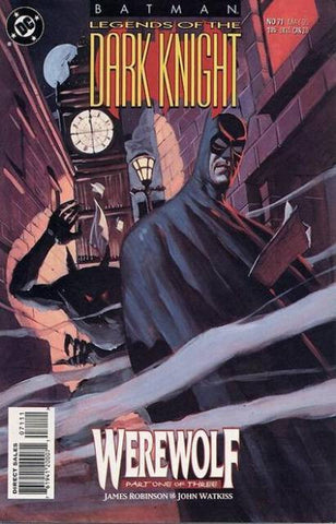 Batman: Legends Of The Dark Knight #071