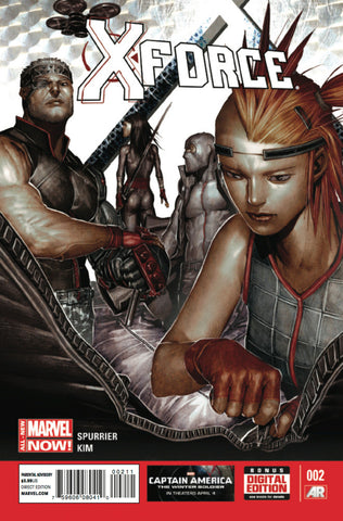 X-Force Vol. 4 #02