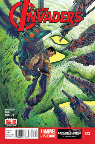 All New Invaders Vol 1 #03