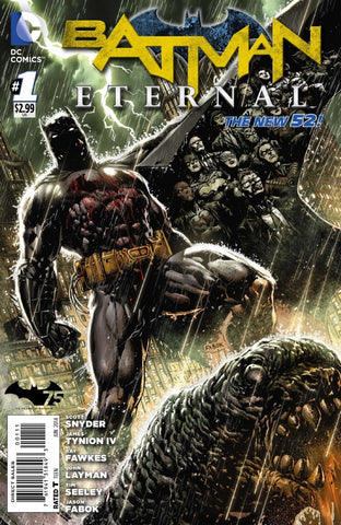 Batman Eternal (New 52) #01