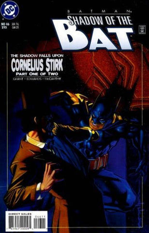 Batman: Shadow Of The Bat #46