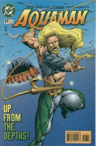 Aquaman VOL 3 #17