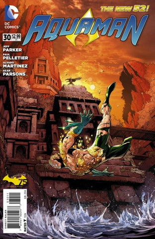 Aquaman (New 52) #30