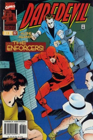 Daredevil Vol 1 #357