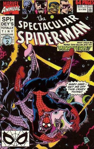 Spectacular Spider-Man Vol. 1 Annual #10