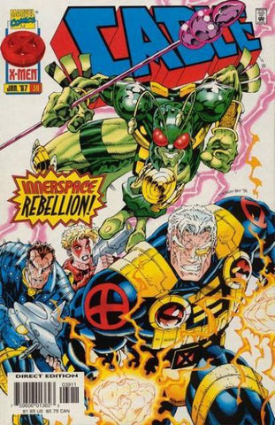 Cable Vol 1 #039