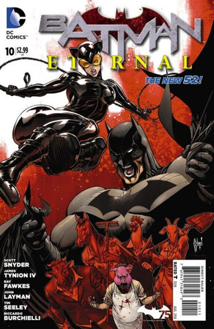 Batman Eternal (New 52) #10
