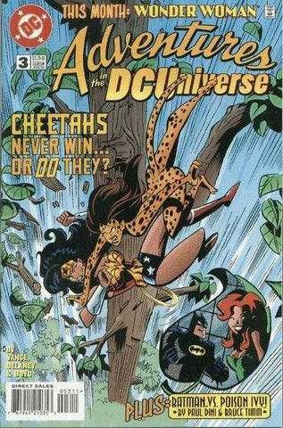 Adventures In The DC Universe #03