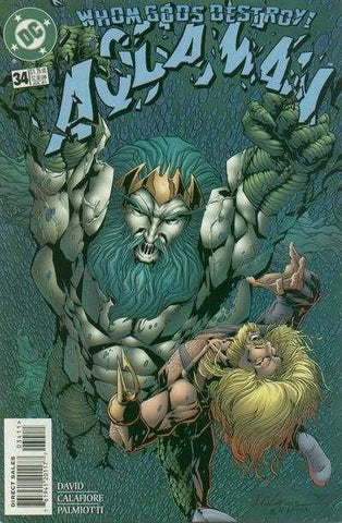 Aquaman Vol. 3 #34