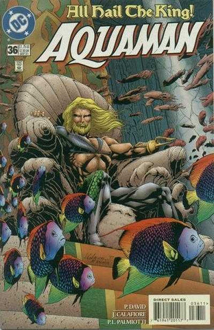 Aquaman Vol. 3 #36