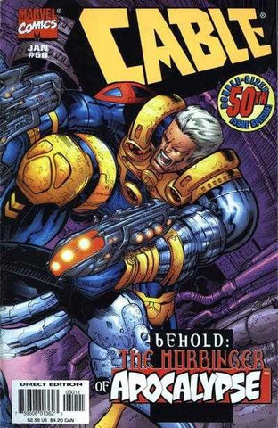 Cable Vol 1 #050