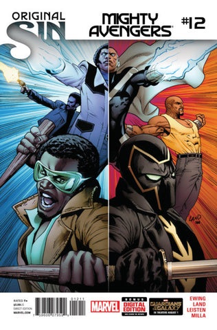 Mighty Avengers Vol. 2 #12