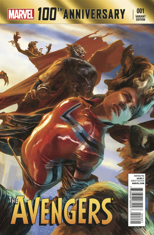 AVENGERS VOL 5: 100th Anniversary Special