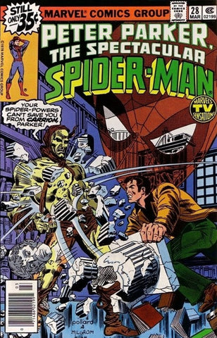 Spectacular Spider-Man Vol. 1 #028