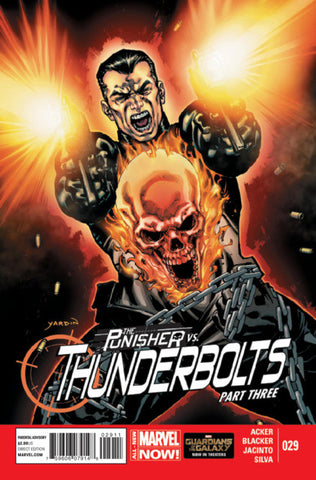 Thunderbolts Vol. 2 #29