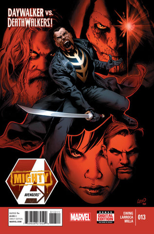 Mighty Avengers Vol. 2 #13