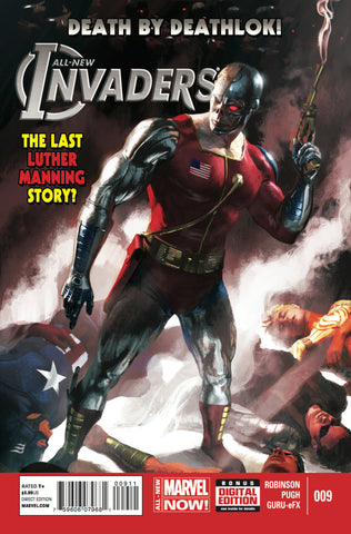 All New Invaders Vol 1 #09