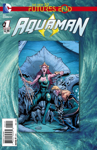 Aquaman (New 52): Futures End #1