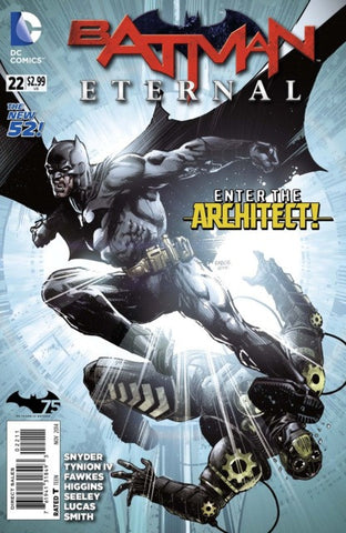 Batman Eternal (New 52) #22