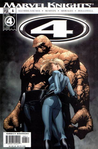 Marvel Knights: 4 #06