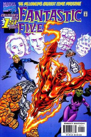 Fantastic Five Vol 1 #1