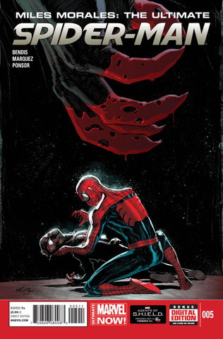 Miles Morales: Ultimate Spider-Man Vol. 1 #05