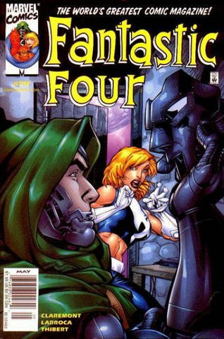Fantastic Four Vol 3 #029
