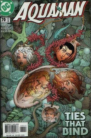 Aquaman Vol. 3 #70